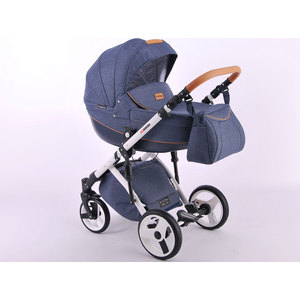 Коляска 2 в 1 Lonex Comfort Prestige COMF-L-01 коляски 2 в 1 lonex speedy sweet baby 2 в 1