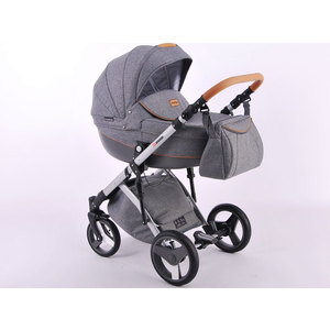 Коляска 2 в 1 Lonex Comfort Prestige COMF-L-02 коляски 2 в 1 lonex speedy sweet baby 2 в 1