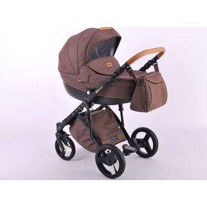 Коляска 2 в 1 Lonex Comfort Prestige COMF-L-03 коляски 2 в 1 lonex speedy sweet baby 2 в 1