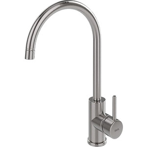 Смеситель для кухни IDDIS Kitchen нержавеющая сталь (K05STJ0i05) chrome finish brass kitchen sink faucet two spouts spring kitchen mixer tap 2 spouts kitchen water tap