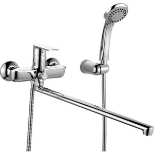 Смеситель для ванны IDDIS Edifice (EDISBL2i10)  смеситель для умывальника iddis edifice edisb00i01