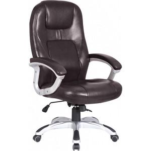 Кресло руководителя College XH-869 Brown кресло руководителя college xh 2222 бежевый