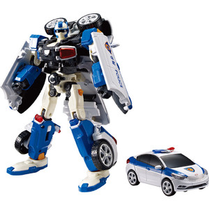 Tobot Трансформер полиция tobot c (301014)
