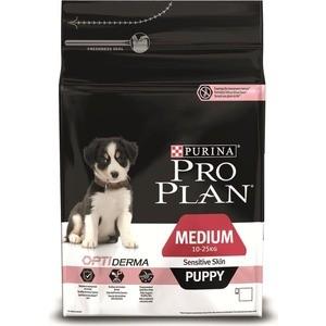 Сухой корм PRO PLAN OPTIDIGEST Sensitive Digestion Puppy Medium с ягненком для щенков средних пород с чувствительным пищеварением 12кг (12278095) pro plan puppy sensitive купить