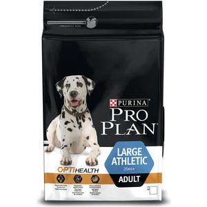Сухой корм PRO PLAN OPTIHEALTH Adult Large Athletic с курицей и рисом для собак крупных пород c атлетическим телосложением 14кг (12272437)