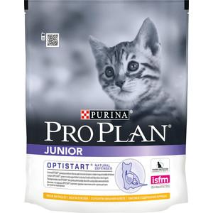 Сухой корм PRO PLAN OPTISTART Junior Cat Rich in Chicken с курицей для котят 1,5кг (12171548)