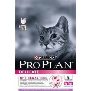 Сухой корм PRO PLAN OPTIRENAL Delicate Adult Cat Rich in Turkey с индейкой для поддержания здоровья почек для кошек 10кг (12171889) stiga original carbon king 7 6 wrb 13 ply racket table tennis blade ping pong bat