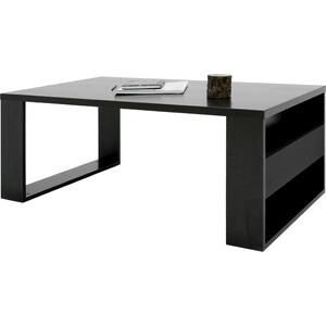 Стол журнальный Мебелик BeautyStyle 25 венге/без стекла журнальный столик мебелик beautystyle 1