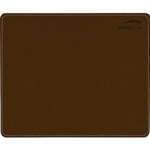 Коврик для мыши Speedlink NOTARY leather brown speedlink notary дизайн под кожу brown