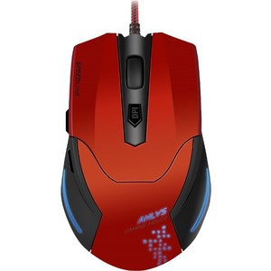 Игровая мышь Speedlink AKLYS Black Red