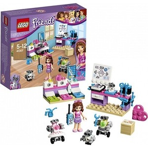 Lego Творческая лаборатория Оливии (41307 )