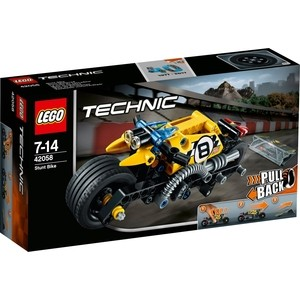 Lego Мотоцикл для трюков (42058)