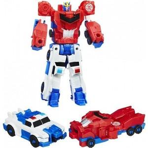 Hasbro Transformers. Трансформеры роботы под прикрытием: Крэш-Комбайнер (C0628) transformers b0974 делюкс свиндл