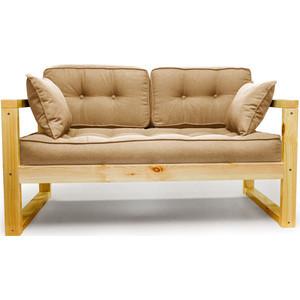 Диван Anderson Астер Мини сосна-бежевая рогожка шатура диван лондон рогожка бежевая 2 подушки в подарок