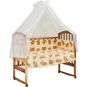 BamBola Комплект в кроватку 7пр. Сони Бежевый 704