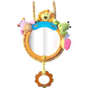 Подвесная игрушка Biba Toys с зеркалом Мои друзья из джунглей JF041