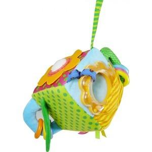 Развивающая игрушка-мягкий кубик Biba Toys Веселый сад GD013