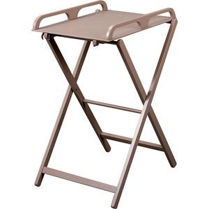 Столик для пеленания складной Combelle Jade (дерево) 52х82х87см - Mole / Светлый шоколад 2120