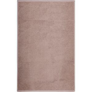 Полотенце для ног TAC Maison bambu 50x70 коричневый /toprak (2999s-89666) tac maison bambu махровый l xl розовый pudra 2999g 89685