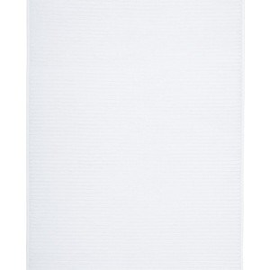 Полотенце для ног TAC Maison bambu 50x70 белый /beyaz (2999s-89667) tac maison bambu махровый l xl розовый pudra 2999g 89685