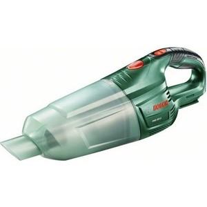 Пылесос аккумуляторный Bosch PAS 18 Li без аккумулятора и з/у аккумуляторный перфоратор bosch gbh 180 li 4 0ач x2 0611911023