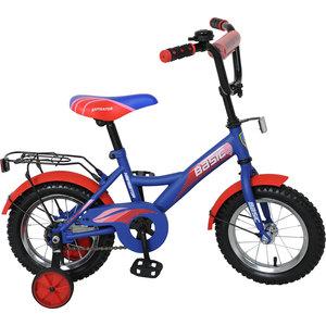 Navigator Велосипед 12, Basic, синий/красный ВН12089 женский велосипед навигатор купить в пензе