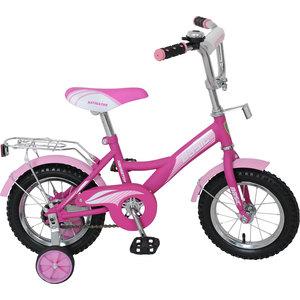 Navigator Велосипед 12, Basic, фиолетовый/розовый ВН12088 велосипед stels navigator 310 2016
