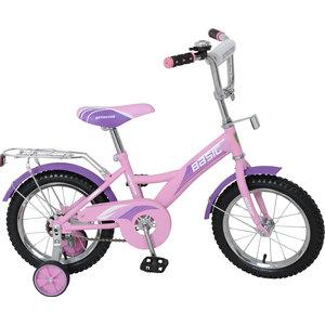 Navigator Велосипед 14, Basic, розовый/фиолетовый ВН14145 велосипед stels navigator 310 2016