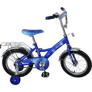 Navigator Велосипед 14, Basic, синий ВН14147 велосипед stels navigator 310 2016