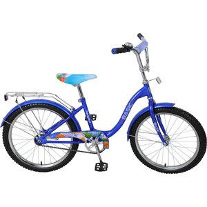 Navigator Велосипед 20, Basic, синий, ВН20055 велосипед двухколесный navigator superman 16