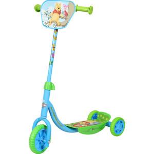Самокат 3-х колесный Disney Винни-Пух (Т58423) стульчик для кормления chicco chicco стульчик для кормления polly progres5 cherry
