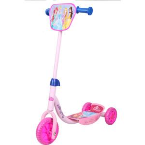 Самокат 3-х колесный Disney Принцессы, Т58464 disney принцессы самокат disney принцессы двухколесный
