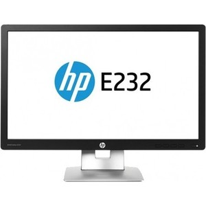 Монитор HP E232 (M1N98AA) ey products e my creative wood table clock khaki 1 x aa