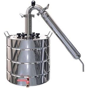 Дистиллятор проточный Добрый Жар Универсальная система Модуль 40 литров дистиллятор проточный добрый жар триумф 30