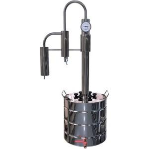 Дистиллятор проточный Добрый Жар Лидер 15 литров дистиллятор проточный добрый жар триумф 30