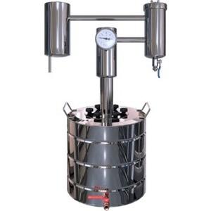 Фотография товара дистиллятор проточный Добрый Жар Прогресс 20 литров (622674)
