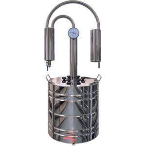Дистиллятор проточный Добрый Жар Спутник 12 литров дистиллятор проточный феникс хозяин с разборным сухопарником 12 литров
