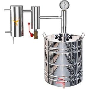 Дистиллятор проточный Добрый Жар Люкс 27 литров дистиллятор проточный добрый жар триумф 30
