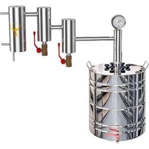 Дистиллятор проточный Добрый Жар Люкс 20 литров