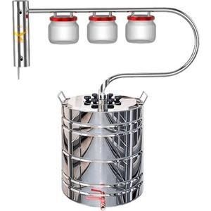 Дистиллятор проточный Добрый Жар Луч 15 дистиллятор проточный добрый жар триумф 30