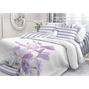 цена на Комплект постельного белья Verossa Constante Евро, перкаль, Delis (707460)