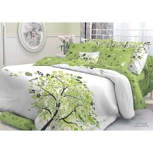 где купить Комплект постельного белья Verossa Constante 1,5 сп, перкаль, Arthur с наволочками 50x70 (706990) по лучшей цене