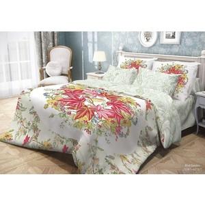 где купить  Комплект постельного белья Волшебная ночь 1,5 сп, ранфорс, Bird Garden с наволочками 70x70 (704030)  по лучшей цене