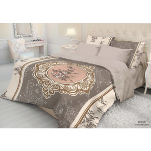 Комплект постельного белья Волшебная ночь 1,5 сп, ранфорс, Barocco с наволочками 50x70 (704270)