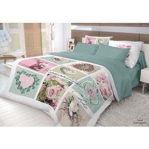 Комплект постельного белья Волшебная ночь Семейный, ранфорс, Frame (704072)