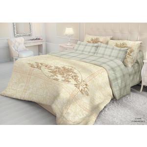 Комплект постельного белья Волшебная ночь 1,5 сп, ранфорс, Crown с наволочками 50x70 (704277)