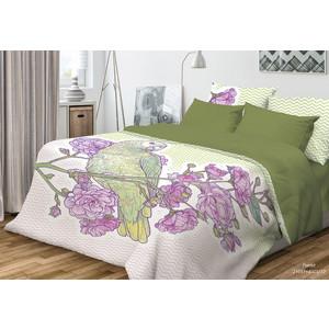Комплект постельного белья Волшебная ночь 1,5 сп, ранфорс, Parrot с наволочками 70x70 (704329)
