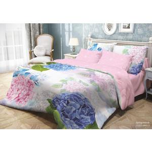 где купить  Комплект постельного белья Волшебная ночь 1,5 сп, ранфорс, Spring melody с наволочками 70x70 (704262)  по лучшей цене