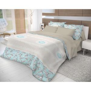 Комплект постельного белья Волшебная ночь 1,5 сп, ранфорс, Colibri с наволочками 50x70 (706772)
