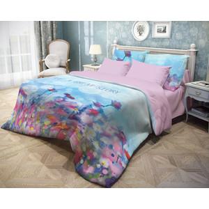 где купить  Комплект постельного белья Волшебная ночь 1,5 сп, ранфорс, Memory с наволочками 70x70 (706767)  по лучшей цене